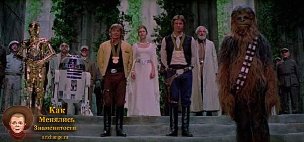 Звездные войны Эпизод 4 - Новая надежда (1977)