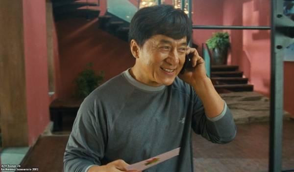 Доспехи Бога 3: Миссия Зодиак (2012), в ролях Джеки Чан