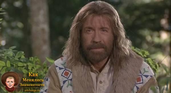 Лесной воин (1996), в ролях Чак Норрис