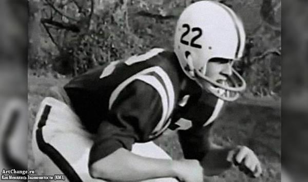 Юный Сильвестр Сталлоне в спортивных секциях