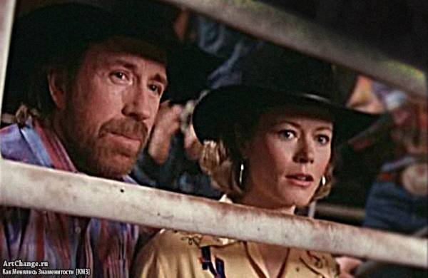 Крутой Уокер: Правосудие по-техасски (1993), в ролях Чак Норрис