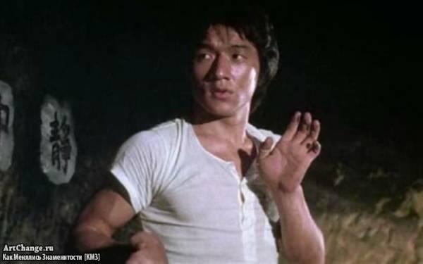 Последнее испытание Шаолиня (1976), в ролях Джеки Чан