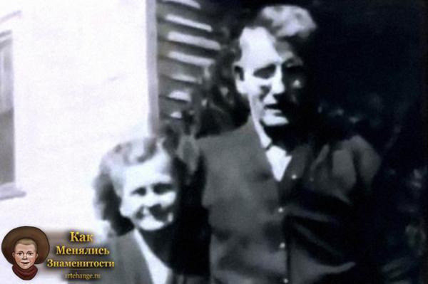 Родители Брюса Уиллиса - Дэвид и Марлен