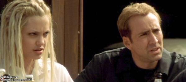 Угнать за 60 секунд (2000), в ролях Николас Кейдж