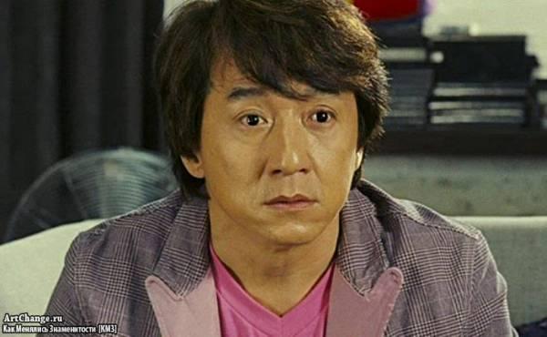 Младенец на $30 000 000 (2006), в ролях Джеки Чан