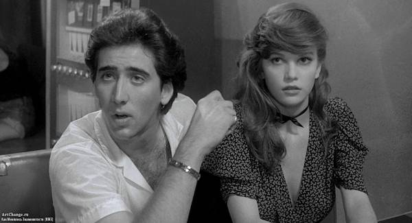 Бойцовая рыбка (1983), в ролях Николас Кейдж