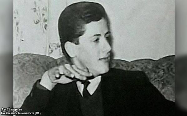Сильвестр Сталлоне в детстве, юности