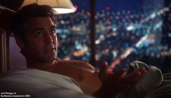 Вне поля зрения (1998), в ролях Джордж Клуни
