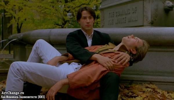Мой личный штат Айдахо (1991), в ролях Киану Ривз