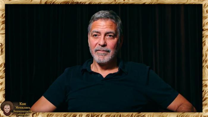 Джордж Клуни - биография ранних лет