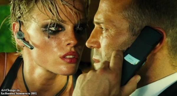 Перевозчик 2 (2005), в ролях Джейсон Стэйтем
