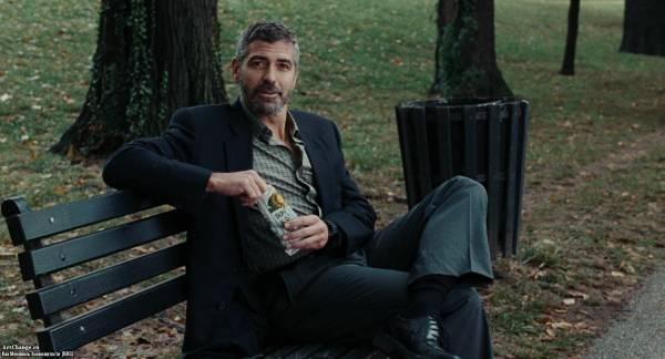После прочтения сжечь (2008), в ролях Джордж Клуни