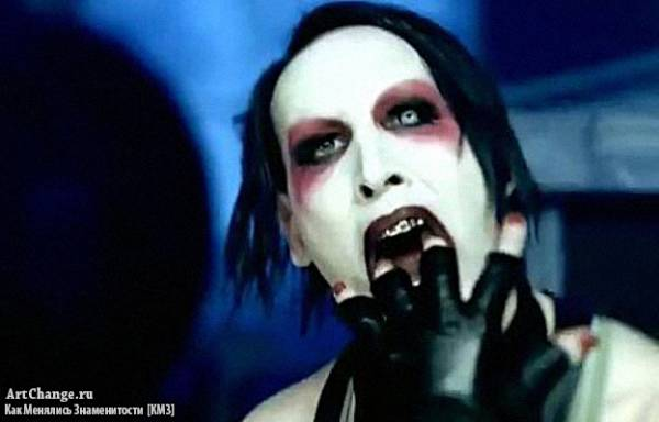 Marilyn Manson - This Is The New Shit (2003)