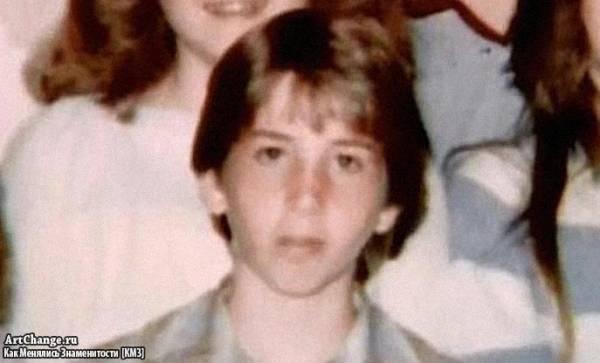 Мэрилин Мэнсон (Брайан Уорнер) в детстве, юности