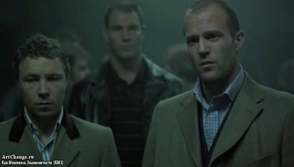Большой куш (2000), в ролях Джейсон Стэйтем