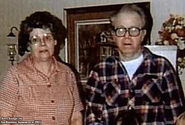 Бабушка и дедушка Мэрилина Мэнсона