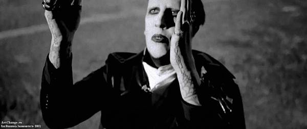 Marilyn Manson - The Mephistopheles Of Los Angeles (2015)