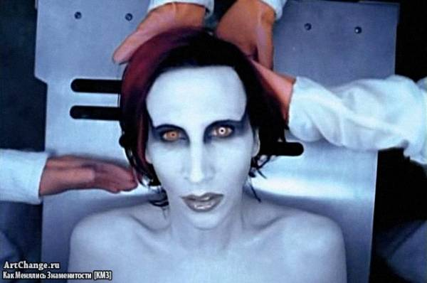 Marilyn Manson - The Dope Show (1998)