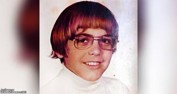 Джордж Клуни в детстве, юности