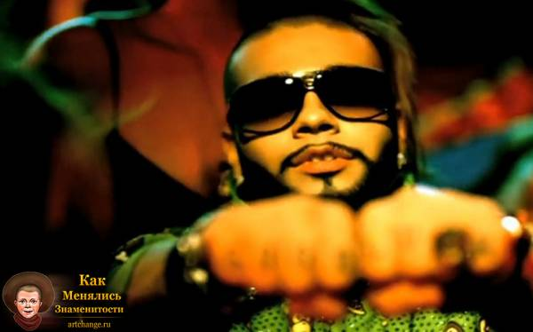 Timati feat Mario Winans - Forever (2008)