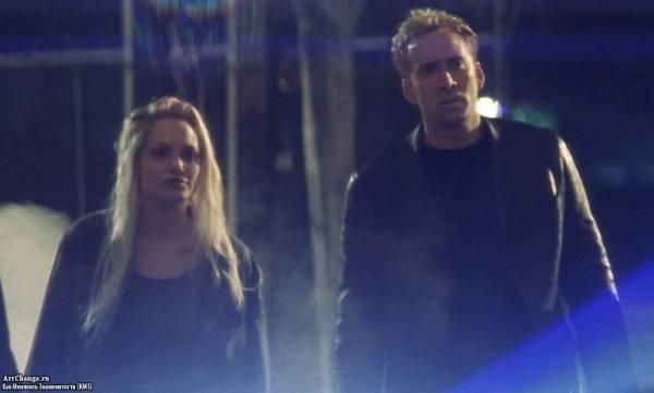 Угнать за 60 секунд (2000), в ролях Анджелина Джоли, Николас Кейдж