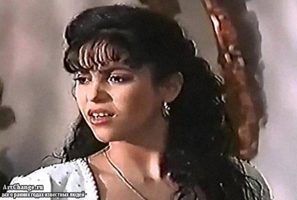 Оазис - в ролях Шакира (El oasis, 1996 год)