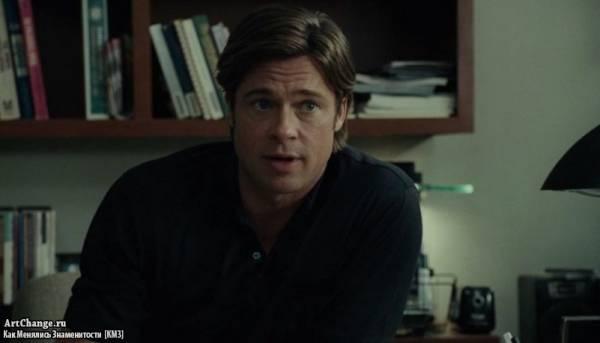 Человек, который изменил всё (2011), в ролях Брэд Питт