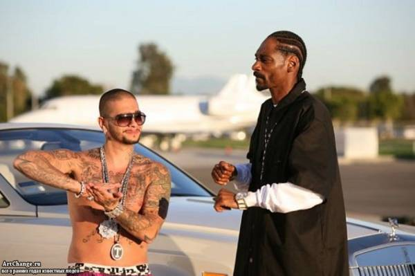 Timati feat. Snoop Dogg - Groove on (2009)