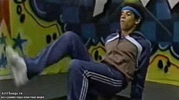 Вин Дизель танцует Брейк-Данс (Break-Dance)