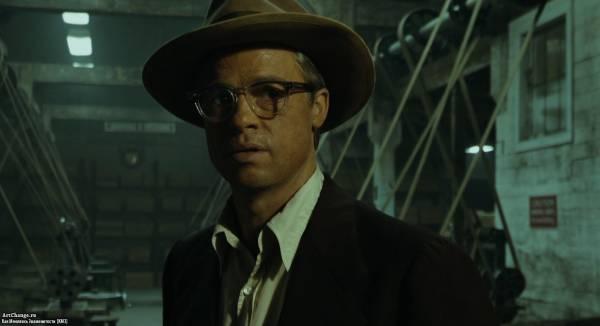 Загадочная история Бенджамина Баттона (2008), в ролях Брэд Питт