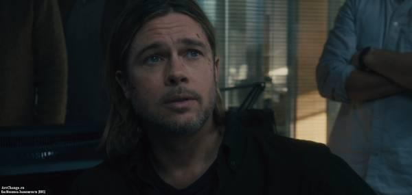Война миров Z (2013), в ролях Брэд Питт