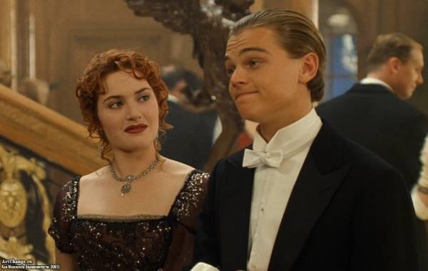 Титаник (1997), в ролях Леонардо ДиКаприо