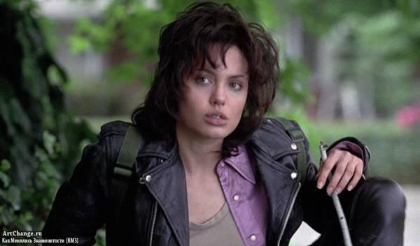 Джиа (1998), в ролях Анджелина Джоли