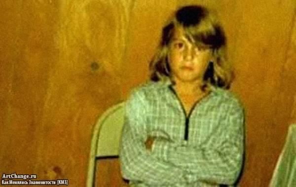 Джонни Депп в детстве