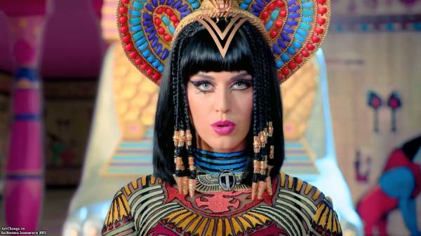 Katy Perry - Dark Horse ft. Juicy J (2014)