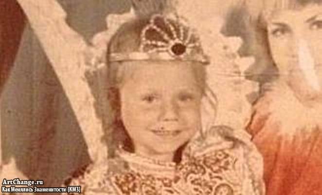 бьянка в детстве фотографии