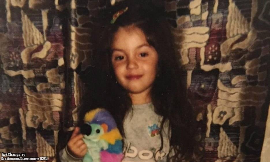 фото кристина си в детстве