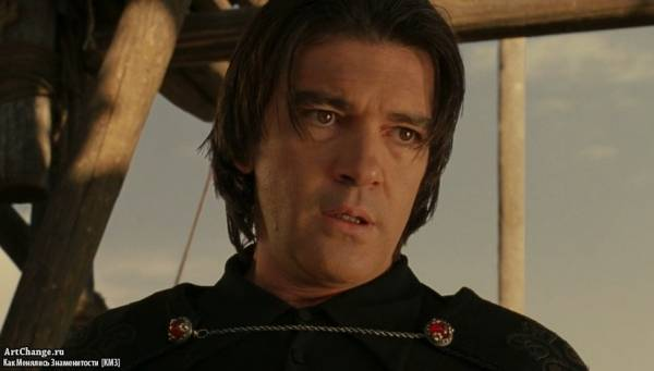 Легенда Зорро (2005), в ролях Антонио Бандерас