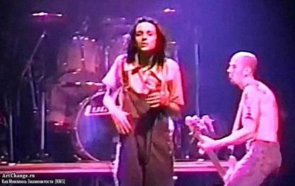Grey Daze во время выступления в 1996 году