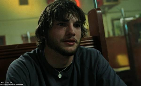 Эффект бабочки (2003), в ролях Эштон Кутчер