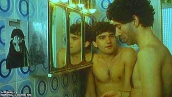 Лабиринт страстей (1982), в ролях Антонио Бандерас