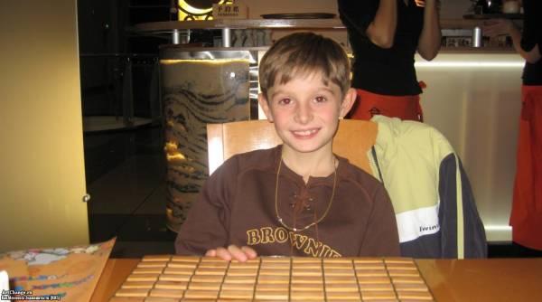 Эдвард Атева в детстве, юности