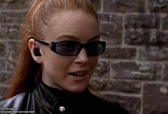 Дети-шпионы (2002), в ролях Линдси Лохан в детстве