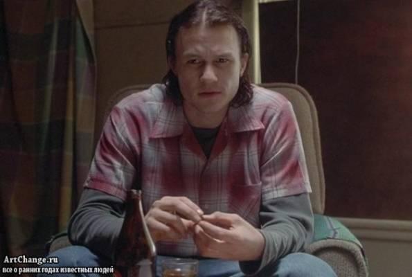 Кэнди (2005), в ролях Хит Леджер