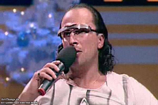 Дмитрий Нагиев в телепередачи Окна (2002-2005)