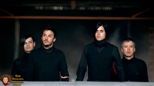 30 Seconds To Mars - From Yesterday (2006)