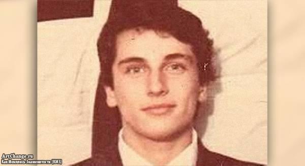 Дмитрий Нагиев в юности, молодости
