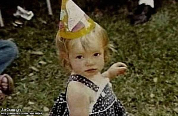 Бритни Спирс в раннем детстве