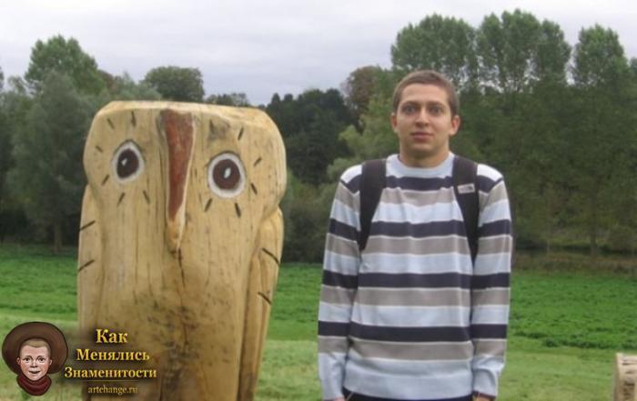Oxxxymiron (Оксимирон) в Лондоне во время учебы в Оксфорде
