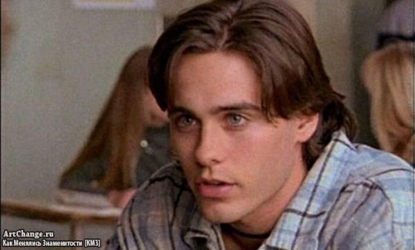 Моя так называемая жизнь (1994 – 1995), в ролях Джареж Лето в юности